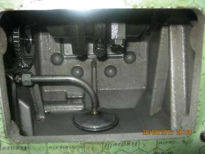 Compressor Sump