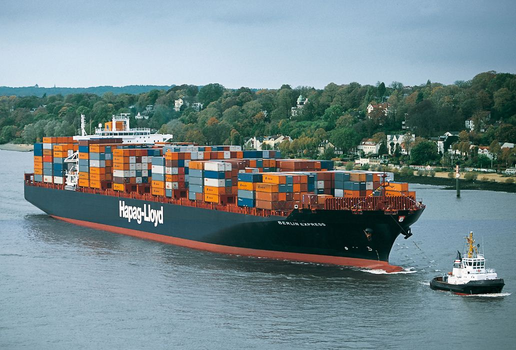 Hapag-Lloyd digitalises processes