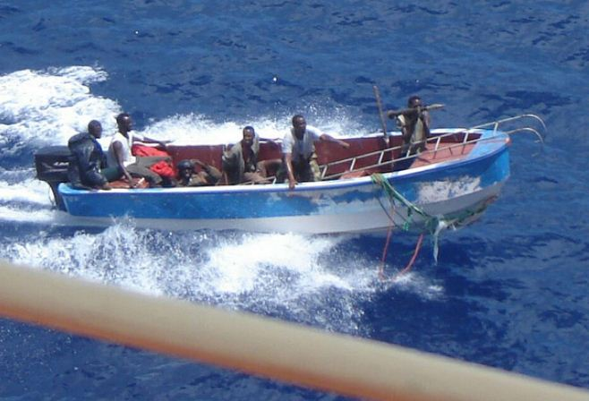 Anti Piracy at sea
