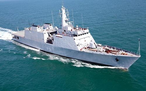 Saryu Class Vessels