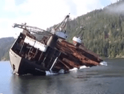 Video: Barge Unloads Cargo in An Extraordinary Way