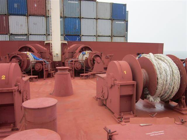 10 Important Points For Ship S Mooring Equipment Maintenance
