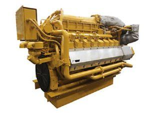 3500 series marine gas engine