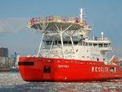 World's First Oblique Icebreaker Baltika Returns from Sea Trials