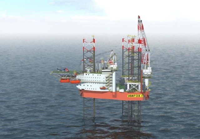 Keppel-Seafox-Eye-Construction-of-First-Jackup-with-PA-Features
