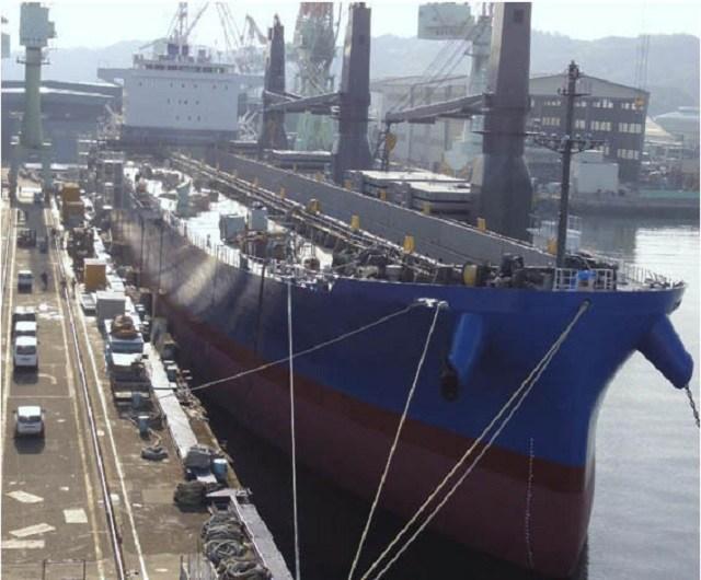 Rail Transport Vessel