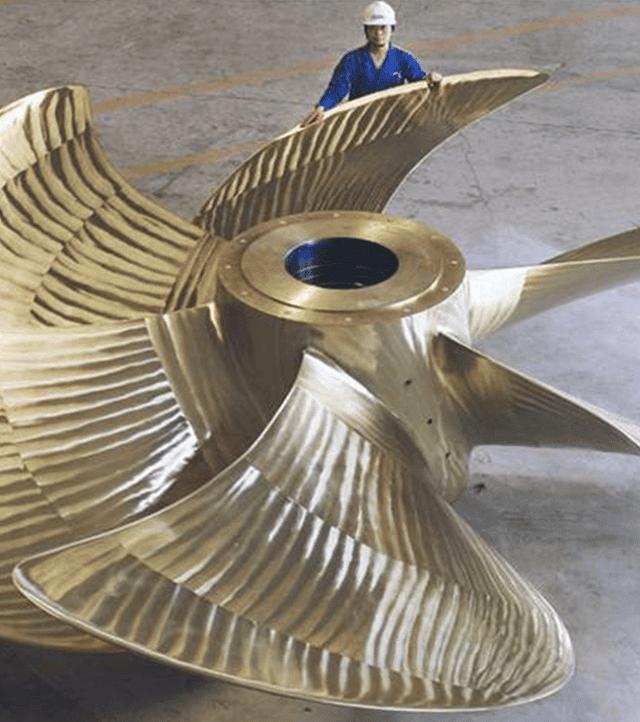 Five Blade Propeller Clip Art : Wärtsilä introduces new fixed pitch propeller design for