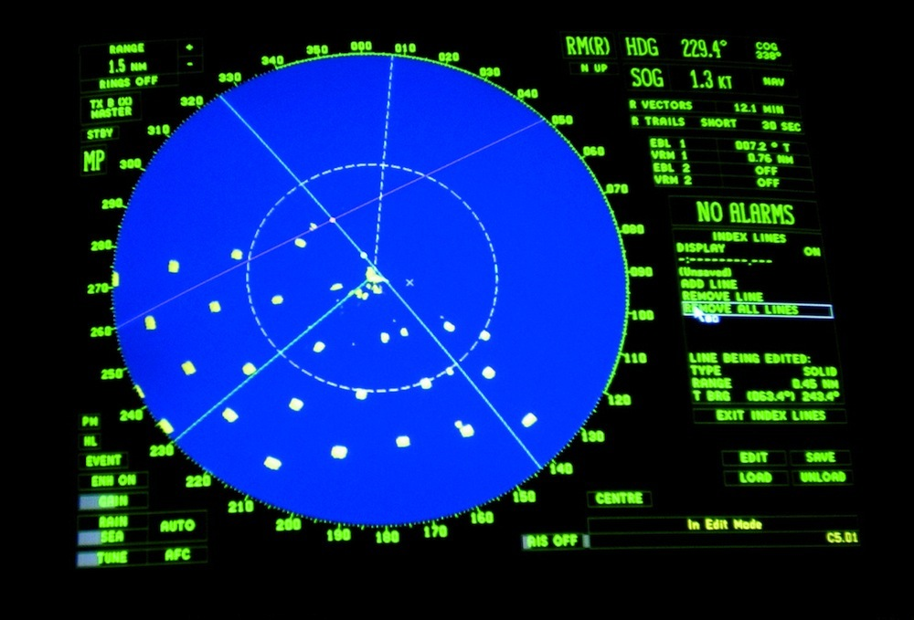 An Introduction To Radar Watchkeeping And Solas