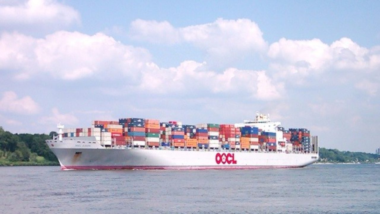 Drewry: Takeover Of OOCL Takes Container Industry One Step