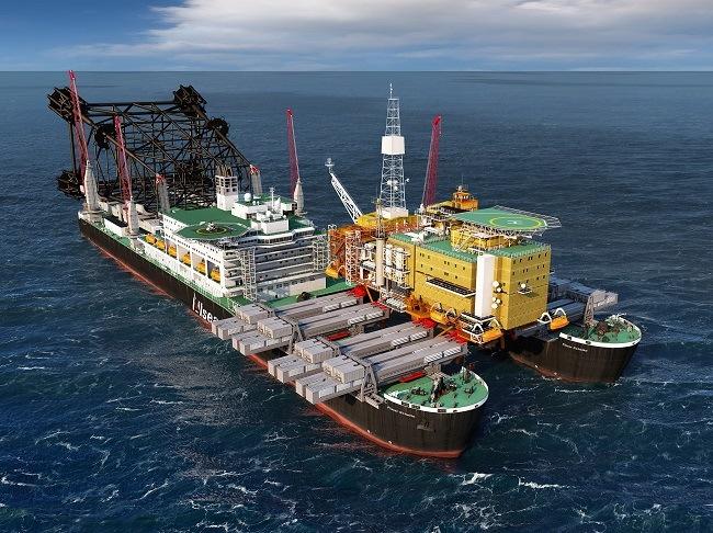 Offshore Vessel - Pieter Schlep