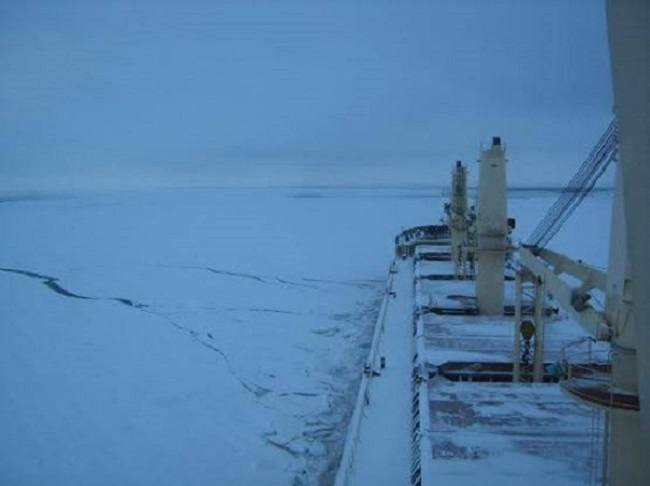 Cold Weather Precautions For Ships