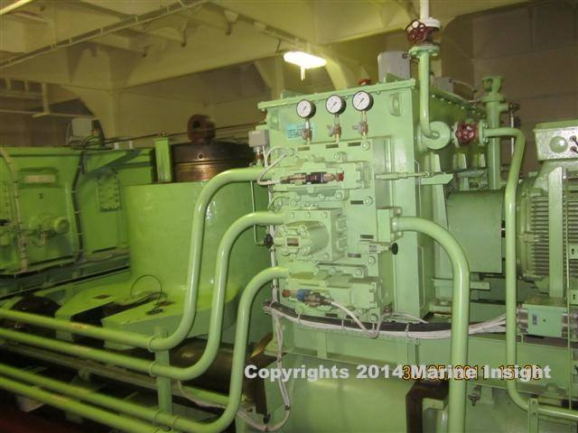 8 Common Problems Found In Steering Gear System Of Ships