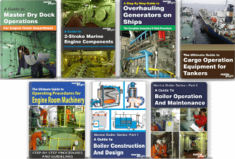 Marine Engineer's Combo Pack