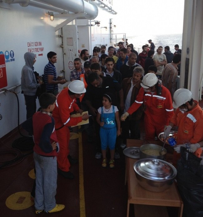 kind seafarers