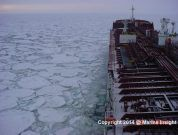 ice ship cold