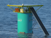 Video: Testing  3D Scale Model For The Ocean-Cleanup Project