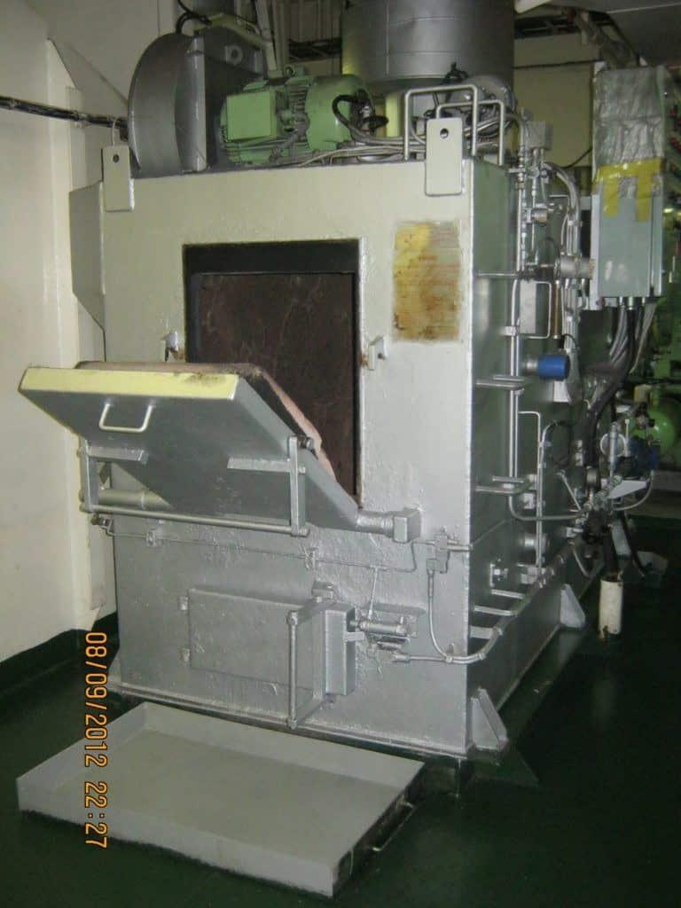 ship incenerator