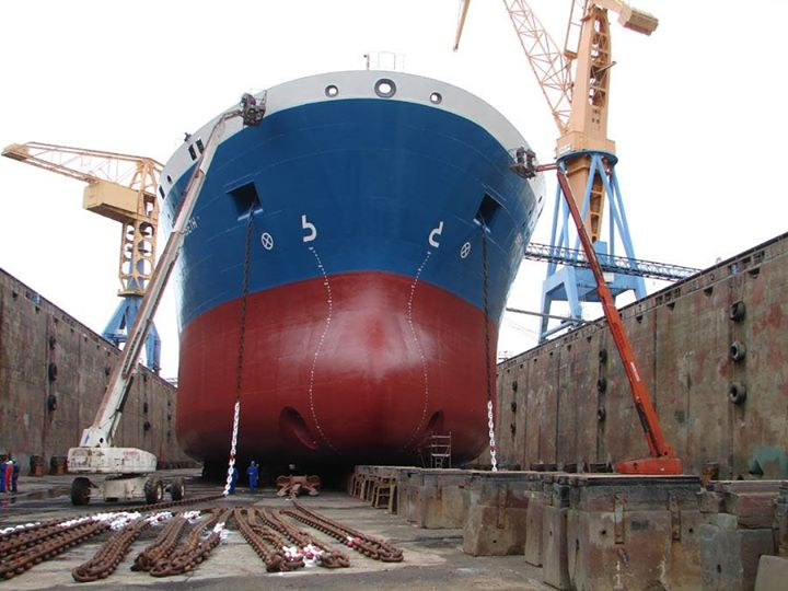 10 splendid dry dock photos taken by seafarers