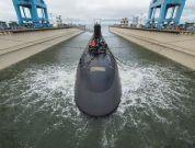 submarine launch