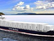 World's First LNG Powered Containerships to Serve Puerto Rico