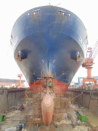 CMA CGM_Ship Maintenance