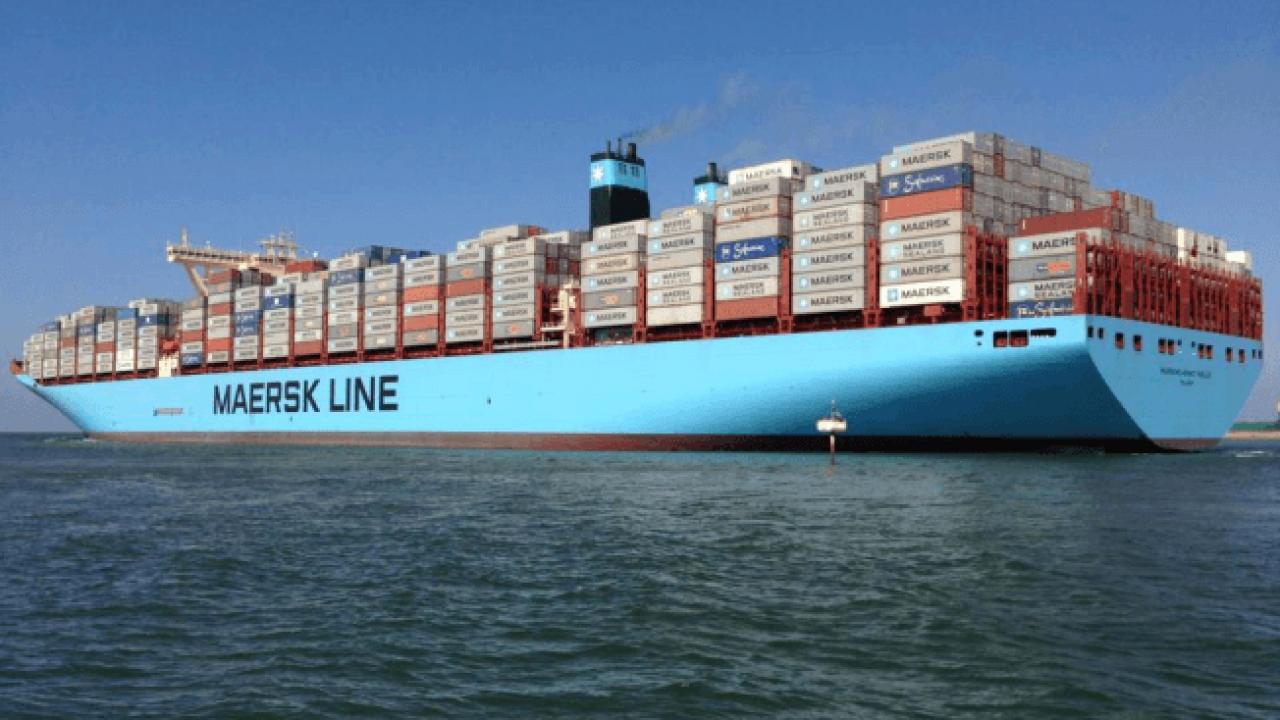 Maersk Line Receives Client Relationship Management Award
