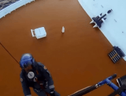 Watch: Winch Rescue Off Cruise Ship Caught On Cam