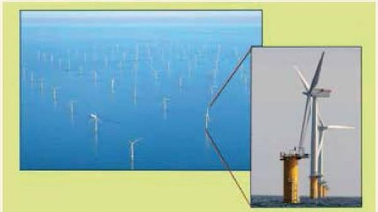 Real Life Accident: Wind Farm Vessel Collides With Turbine Tower