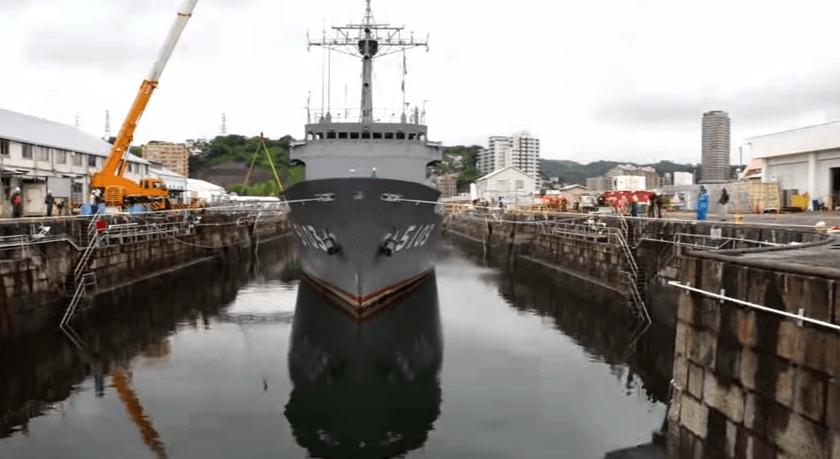 dry docking