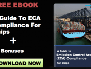 Download FREE eBook  – A Guide to ECA Compliance For Ships + 4 Bonuses