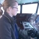 women at helm