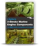 2-Stroke Marine Engine Components