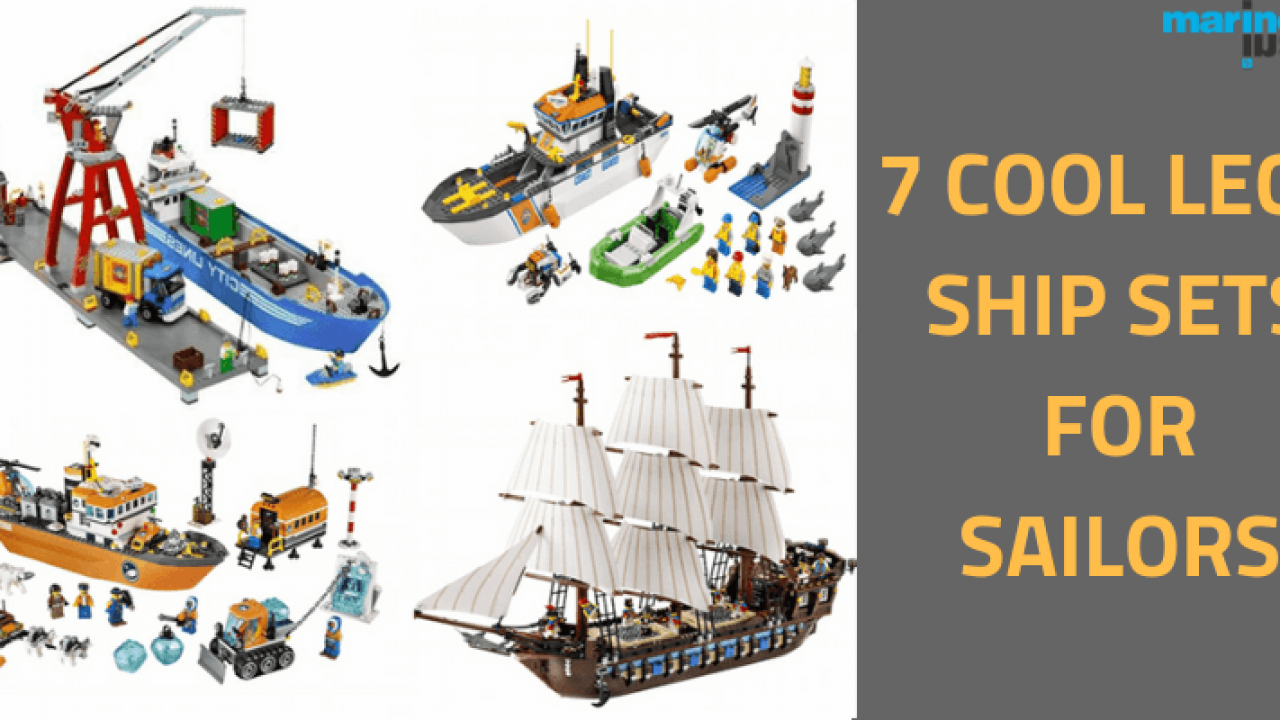 7 Cool LEGO Ship Sets Everyone Must Have