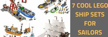 lego ship sets