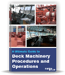 Deck Machinery Procedures And Operations