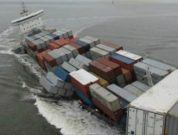 Real Life Accident: Small Defect Leads To A Large Collision Of Ships