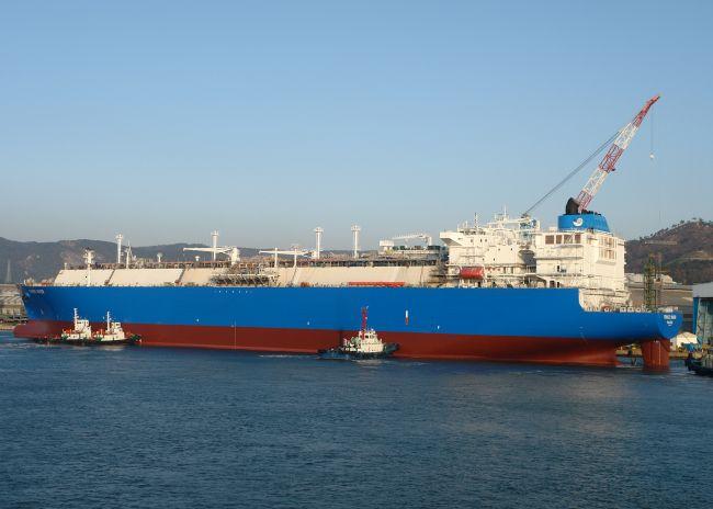 dual fuel lng carrier