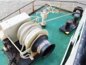 Real Life Accident: Mooring Winch Ties Up Crew Member