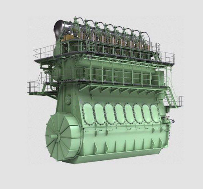 ship engine
