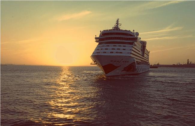 AIDA Crusie Ship