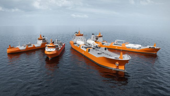 LNG carrier designs