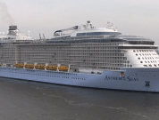 Cruise Ship Anthem of the Seas Battered By Storm To Return To New Jersey