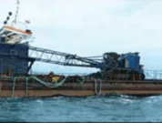 Real Life Accident: Towing Vessel Becomes The Towed