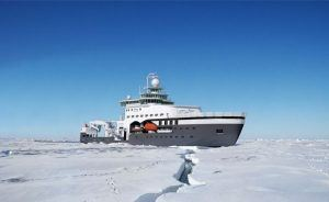 polar research vessel