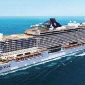Watch: MSC Splendida Playing 'We Will Rock You' On Its Horn