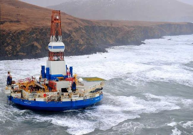 shell in arctic