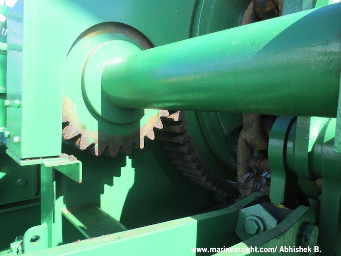 windlass operation