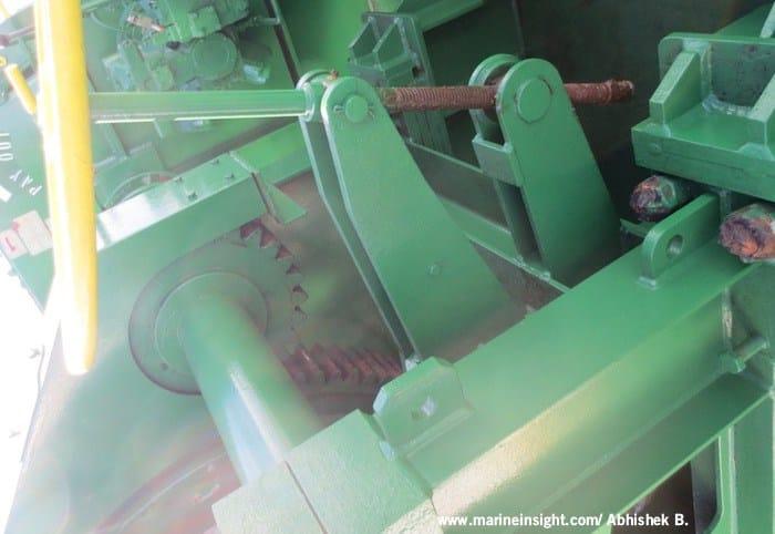windlass break