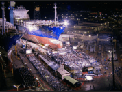 Watch: Launching of World's First LNG Powered Containership