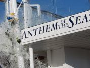 Royal Caribbean's Newest Cruise Ship Anthem Of The Seas Officially Named